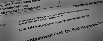 22.03.2019 DNA-Analyse